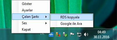 radyotasyon rds