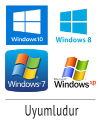 fenesoft windows uyumludur